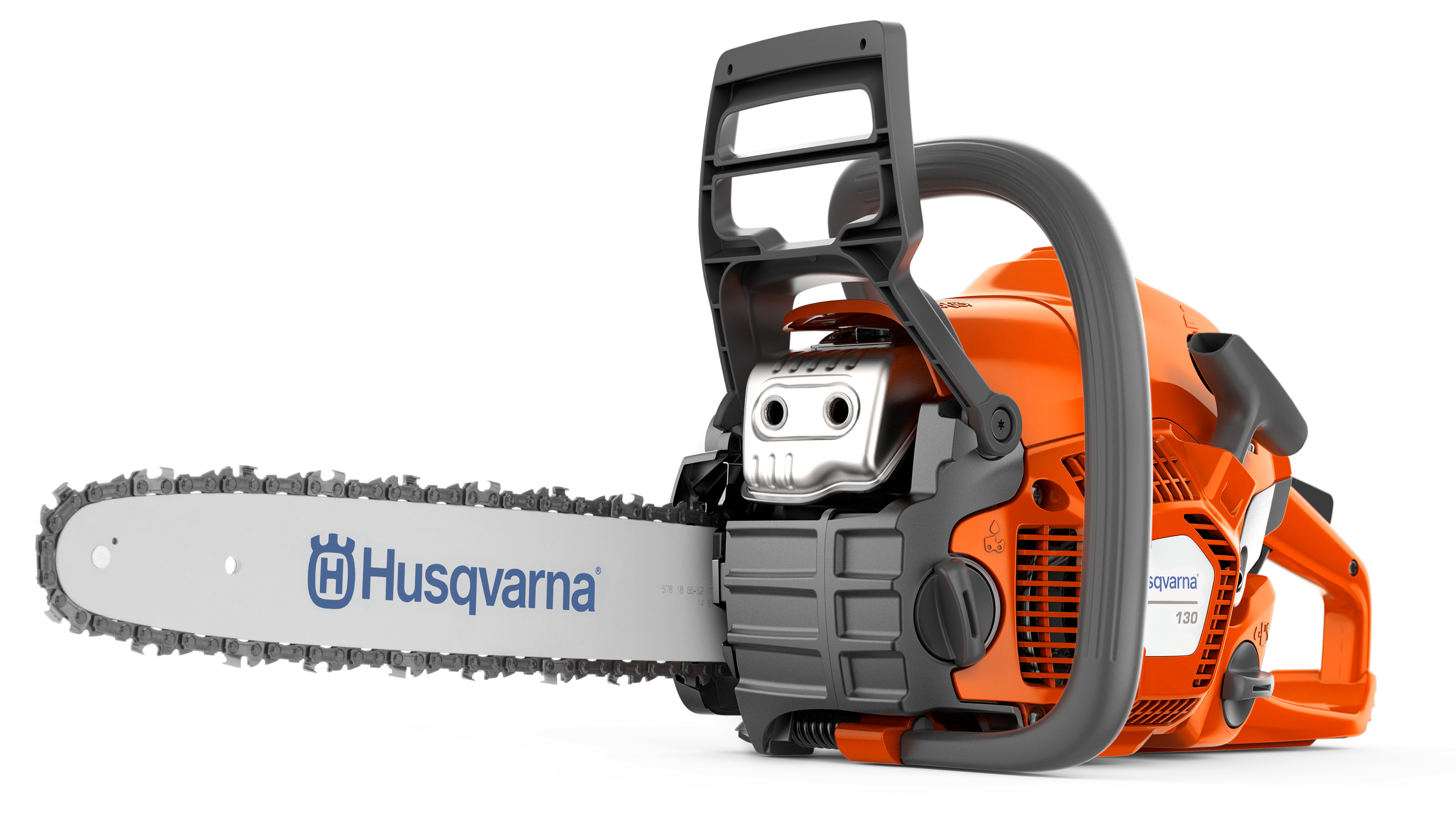 Image for 130 Gas Chainsaw                                                                                                                 from HusqvarnaB2C
