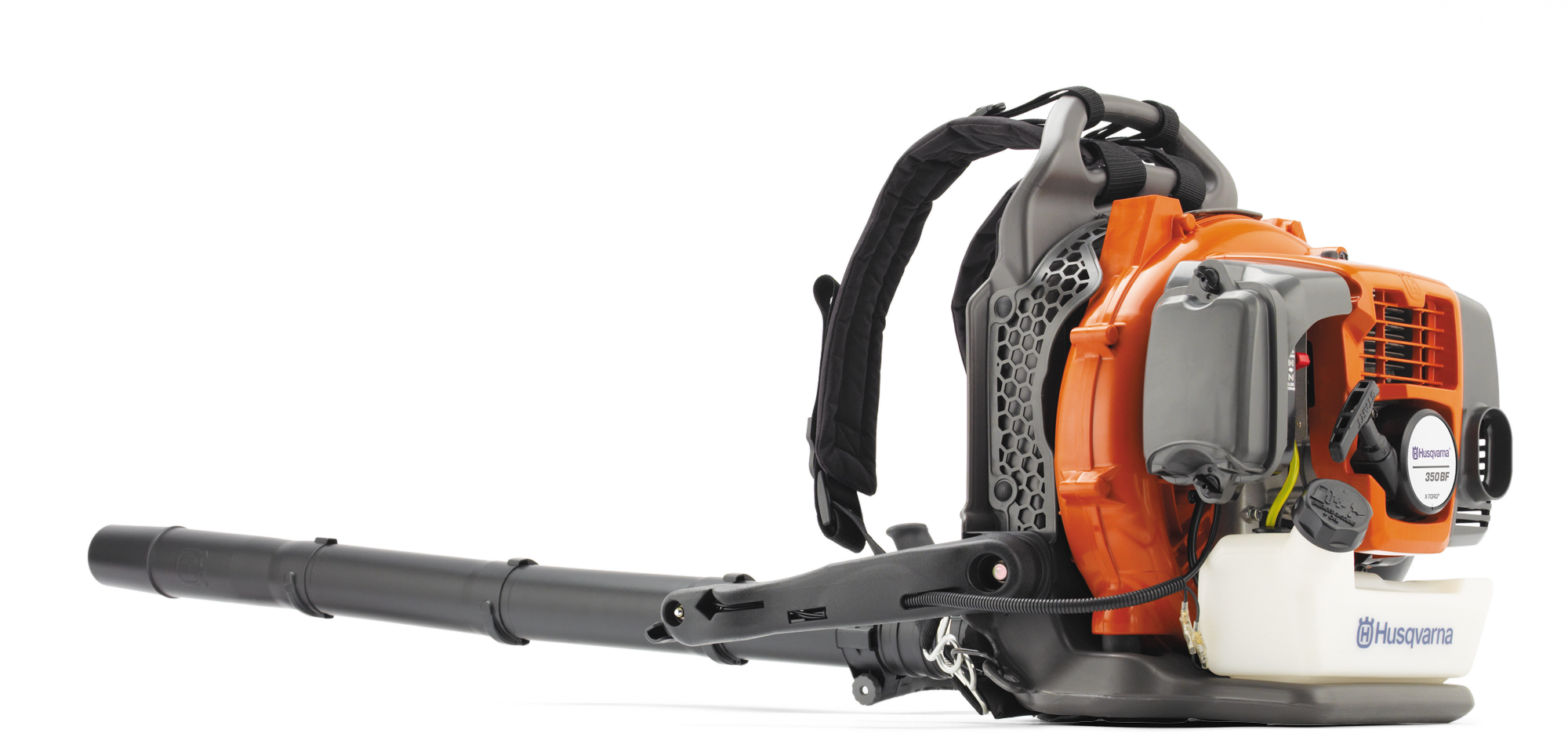 Image for 350BF Gas Backpack Leaf Blower                                                                                                   from HusqvarnaB2C
