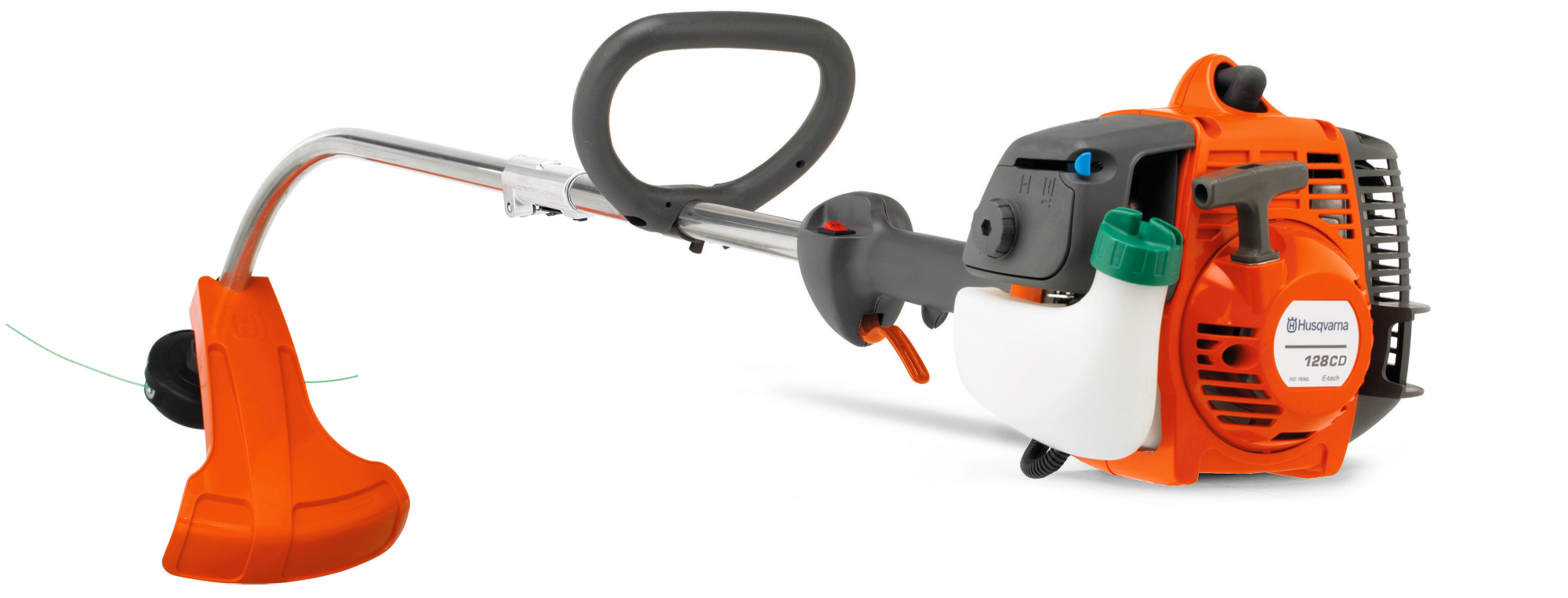 Image for 128CD Gas Curved Shaft String Trimmer                                                                                            from HusqvarnaB2C