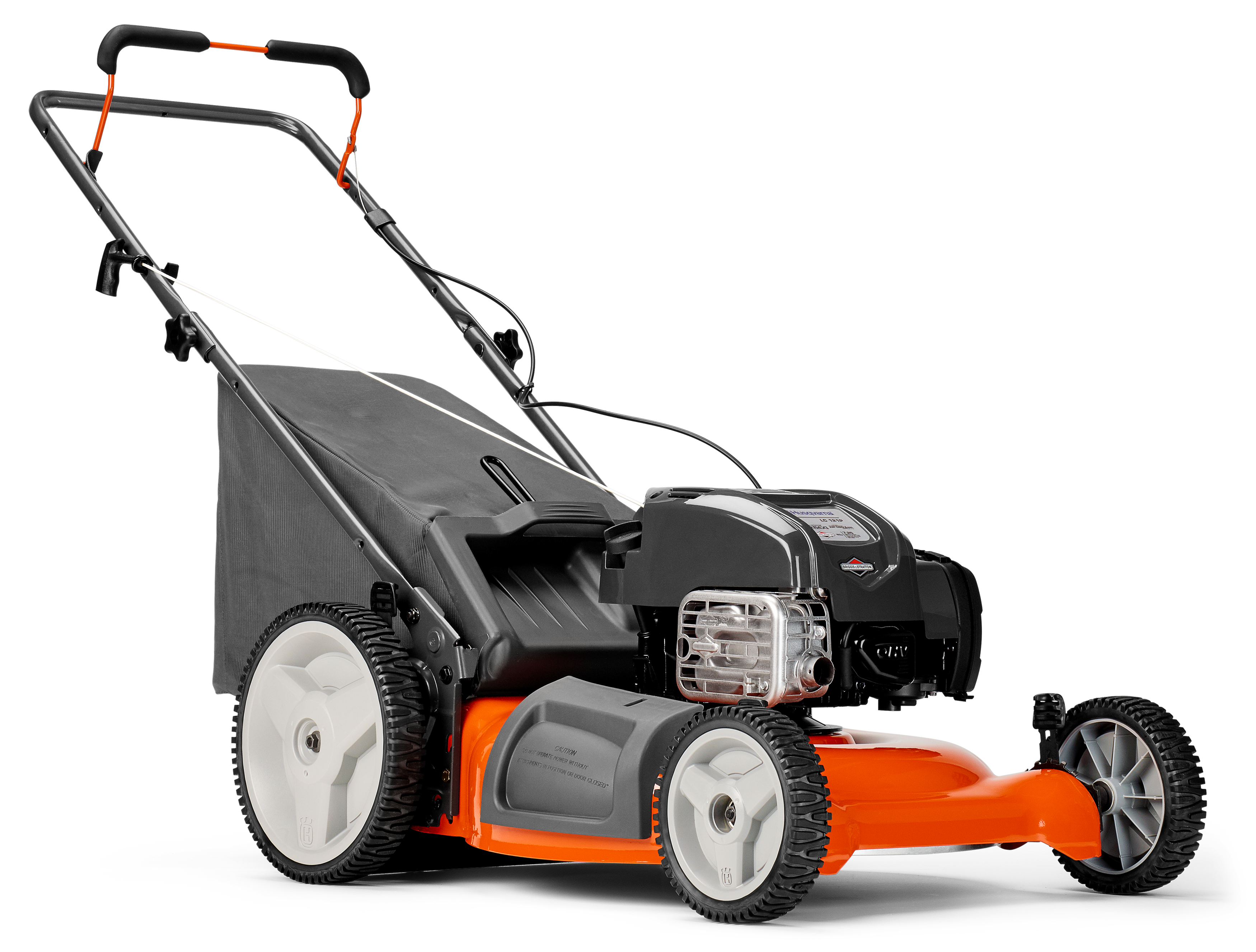 Image for LC121P Gas Push Lawn Mower                                                                                                       from HusqvarnaB2C