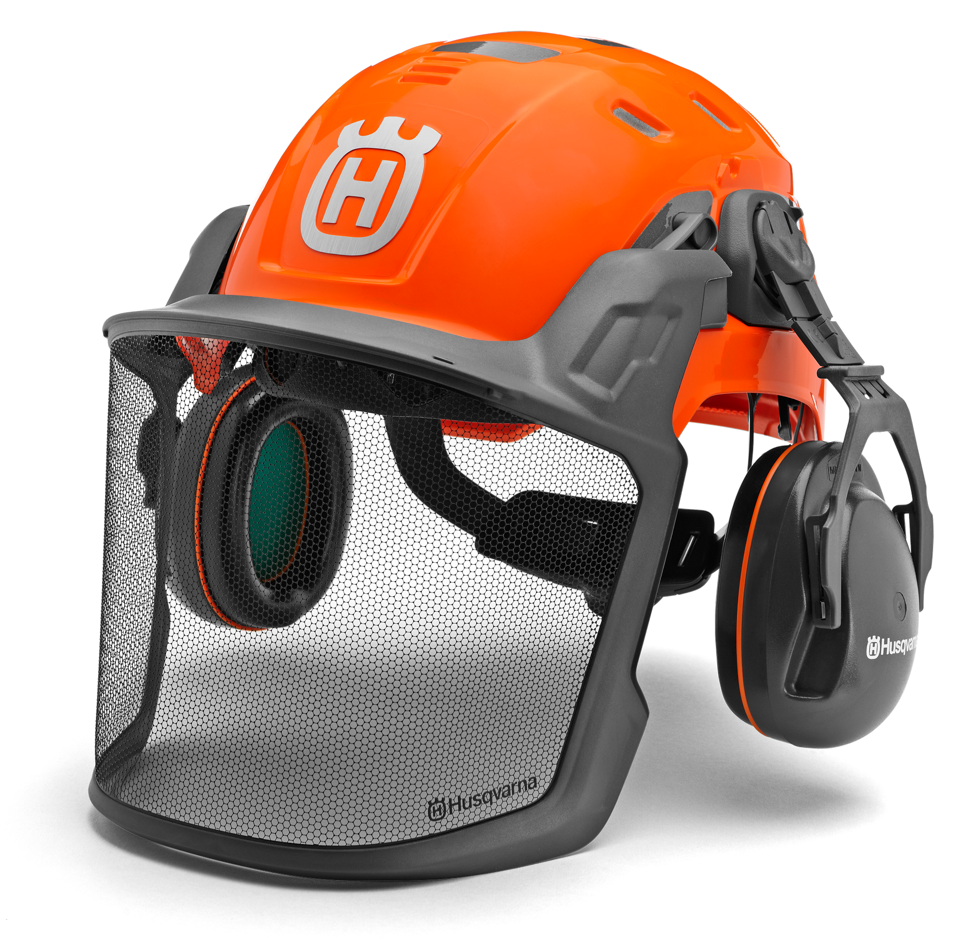 Image for Technical Forest Helmet                                                                                                          from HusqvarnaB2C