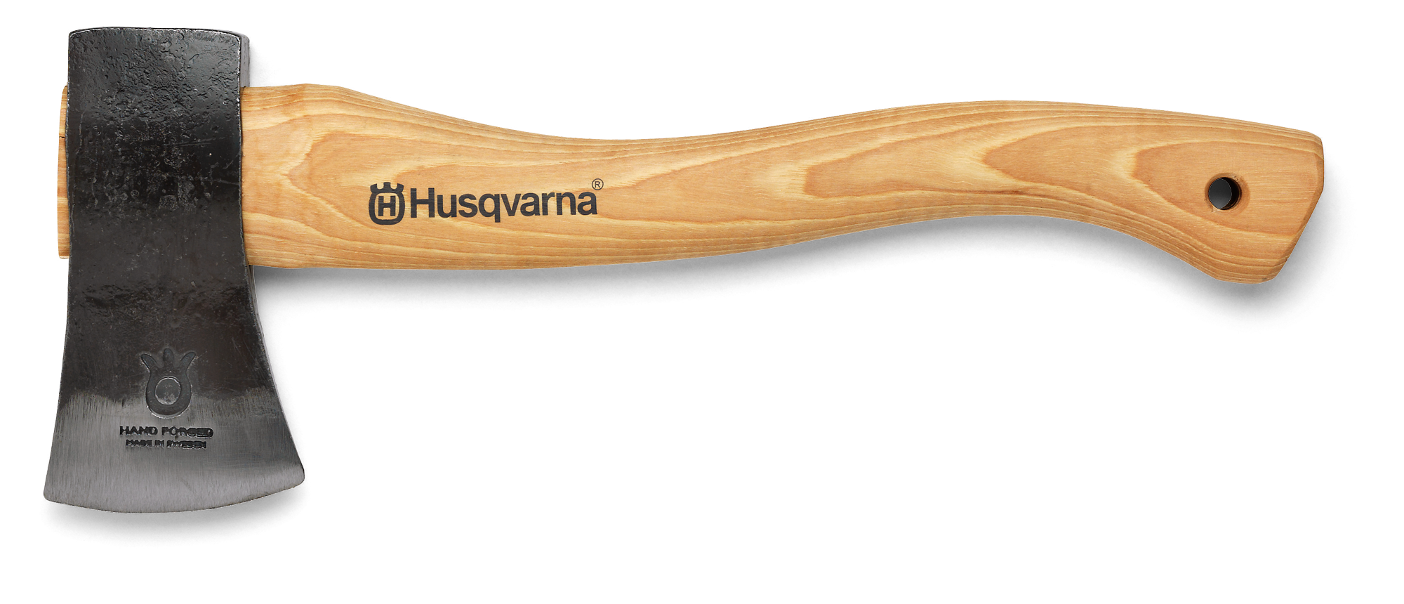 Image for 13 in. Wooden Handle Hatchet                                                                                                     from HusqvarnaB2C