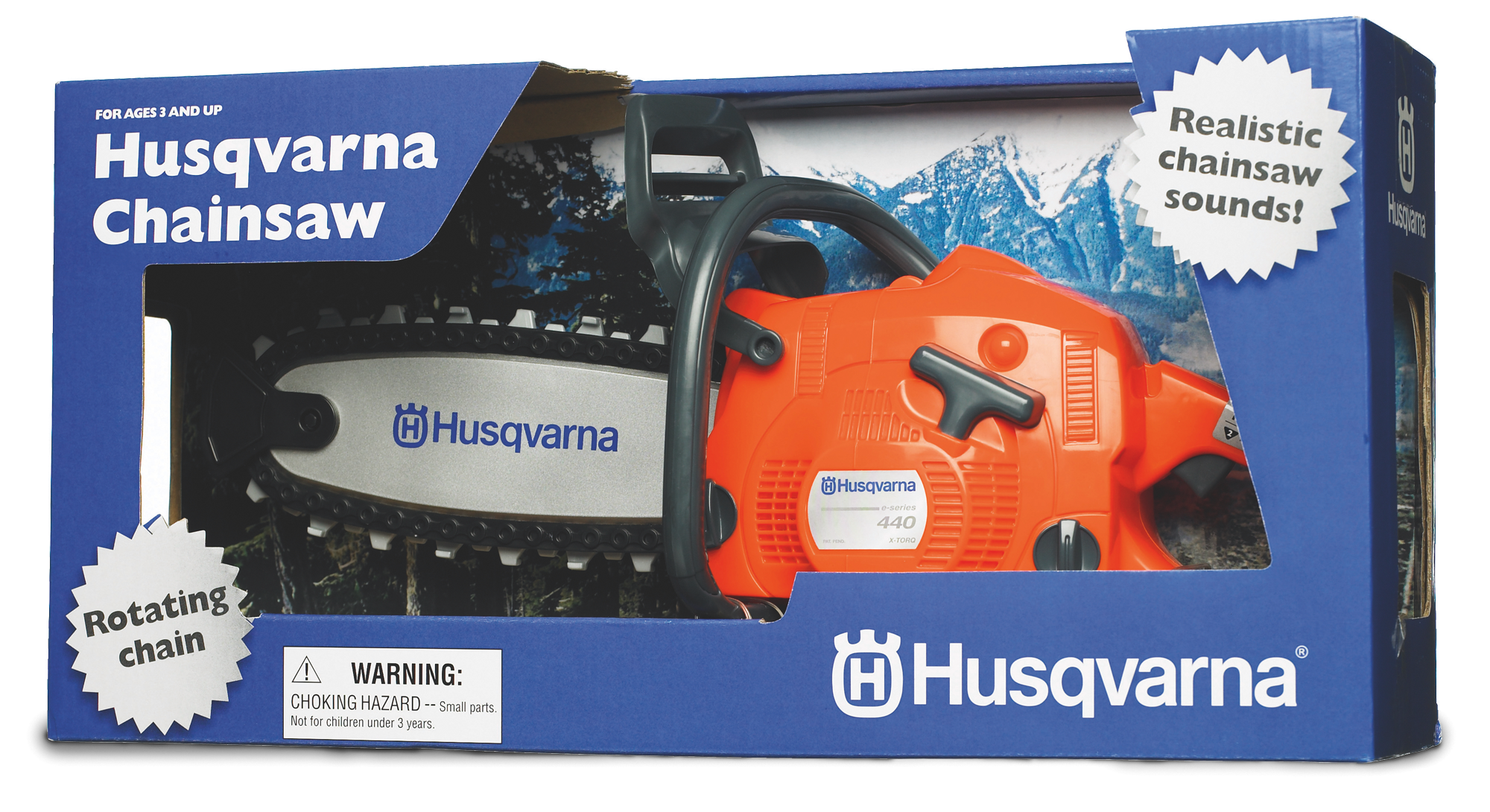 Image for Toy Chainsaw                                                                                                                     from HusqvarnaB2C