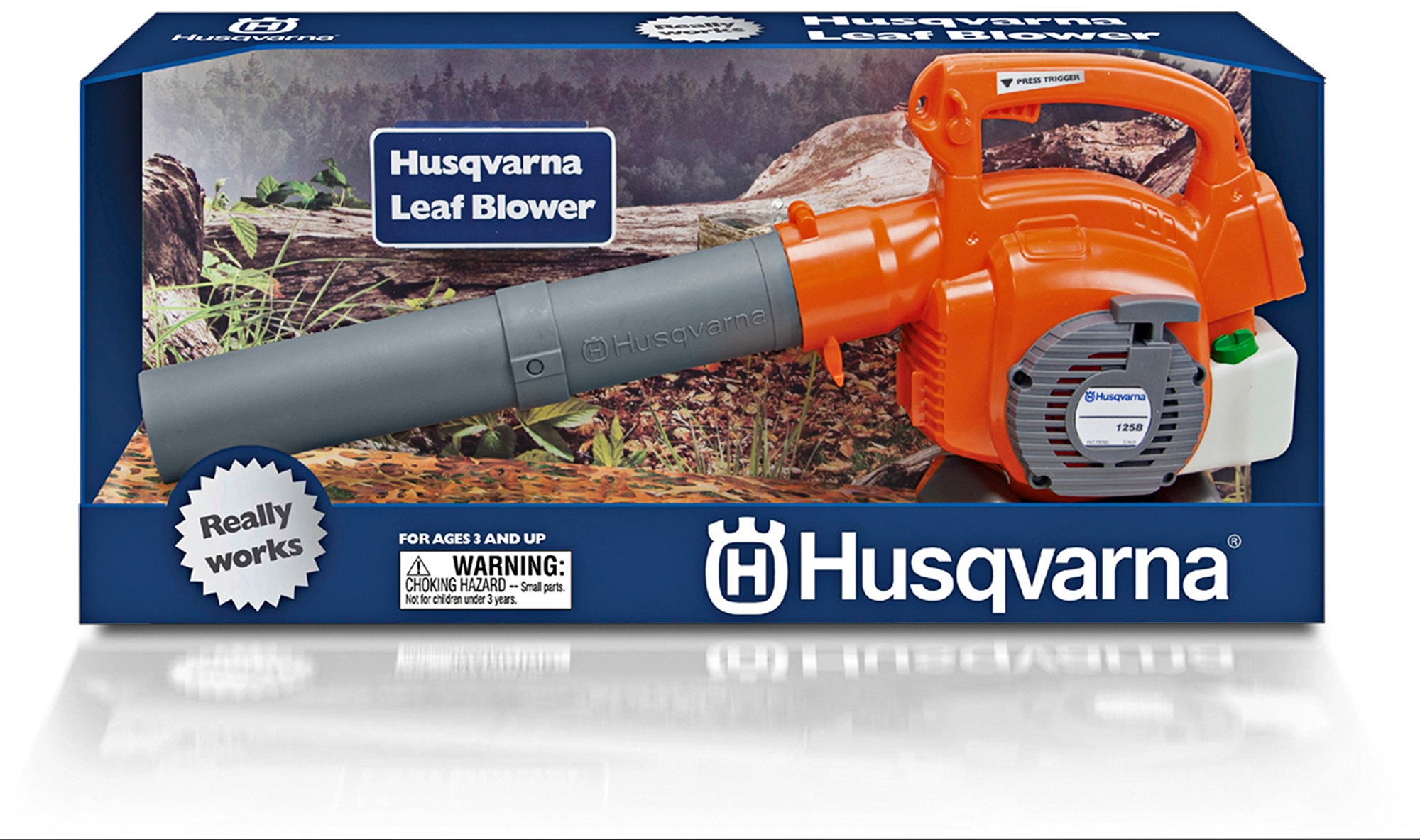 Image for Toy Leaf Blower                                                                                                                  from HusqvarnaB2C